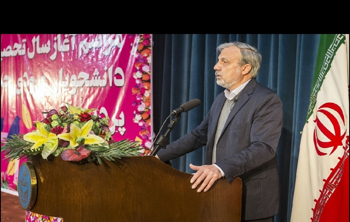 University of Tehran Alborz Campus (UTAC) academic year opening ceremony for new incoming students, 2020